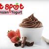 $6 for Frozen Yogurt at Sweet Spot in Laredo