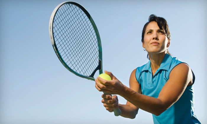 KS Tennis - Spring: Private Tennis Lessons or Weeklong Kids Tennis Programs at KS Tennis in Spring