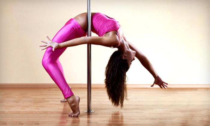 Fantasy Fitness - Kissimmee: Five Pole-Dancing Classes or Private-Party Package for Up to 12 at Fantasy Fitness in Kissimmee