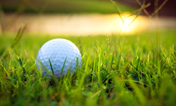 Bear Creek Golf Club - Monroe: Golf Outing with Cart Rental and Food Voucher for Two or Four at Bear Creek Golf Club in Monroe (Up to 63% Off)