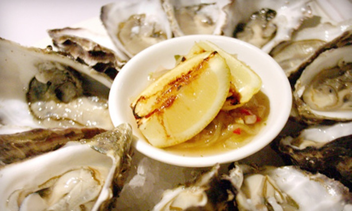 newport grill - Wilson Estates: $10 for $20 Worth of Seafood at Newport Grill