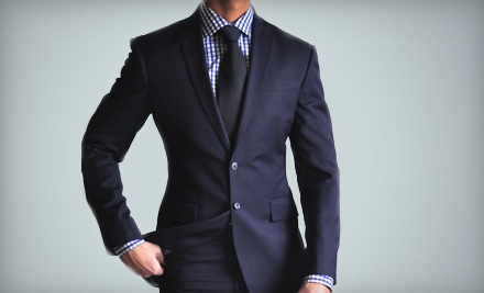 1-Suit Package (a $1,385 value) - Empire Customs in Toronto
