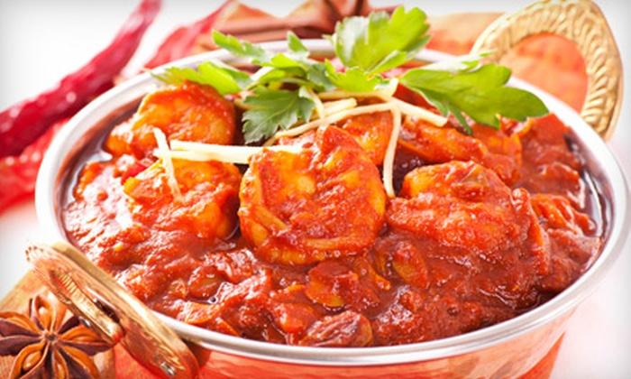 Kashmir Indian Restaurant - Louisville: Dinner or Lunch at Kashmir Indian Restaurant (Half Off)
