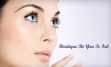 Boutique BeYouTeFul: 1 Microdermabrasion and Cold-Laser Treatment - Boutique BeYouTeFul in Saskatoon
