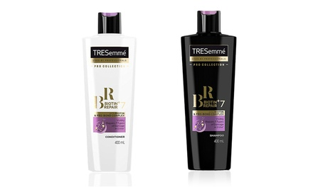 Tresemme Biotin Repair Shampoos or Conditioners