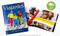 Uniko: Fotozine – revista personalizada com 12, 20 ou 32 páginas