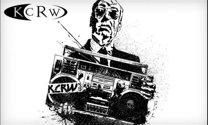 KCRW Public Radio: $25 for a $50 Level Membership to KCRW Public Radio