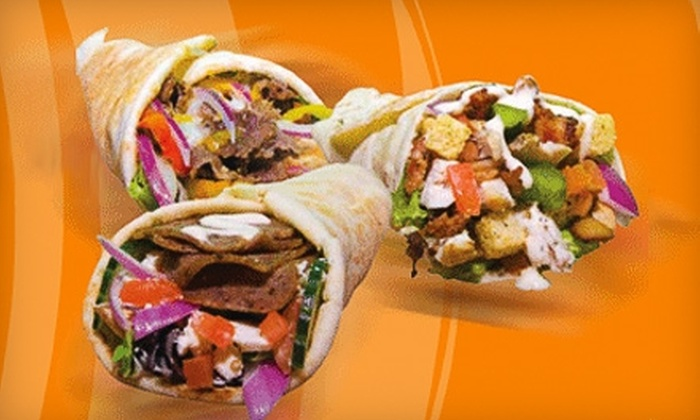 U Need A Pita - St. Catharines: $7 for $15 Worth of Pitas and Hearty Fare at U Need A Pita