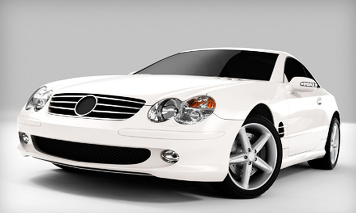 D-1 Detailing  - Downtown Providence: $50 for Express Detail Package from D-1 Detailing (Up to $100 Value)