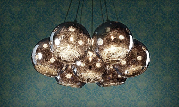 Manhattan Lights - Sheepshead Bay: $50 for $100 Worth of Lighting, Home Accents, and Furniture at Manhattan Lights