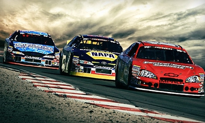 Miller Motorsports Park / Utah Motorsports Campus - Multiple Locations: $29 for One General-Admission Ticket to the Utah Grand Prix with NASCAR Ultimate Pass (Up to $82.15 Value)