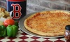 Bambino's East Coast Pizzeria - West Sahara: $8 for $16 Worth of Pizza, Calzones, and Pasta at Bambino's East Coast Pizzeria in Spring Valley