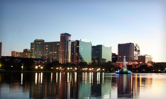 DoubleTree by Hilton Orlando Downtown  - Gainesville: $178 for a Two-Night Stay for Two at DoubleTree by Hilton Orlando Downtown in Florida (Up to $348 Value)
