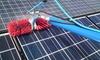 Reinigung Solar-Anlage