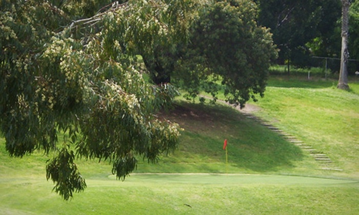 Sun Valley Golf Course - La Mesa: $15 for Golf Outing with Hamburgers and Drinks for Two at Sun Valley Golf Course in La Mesa (Up to $47 Value)