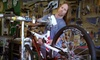 The Hub at Backcountry Outdoors ($40 Value) - Pisgah Forest: $20 for a Basic Bike Tune-Up at The Hub at Backcountry Outdoors ($40 Value)
