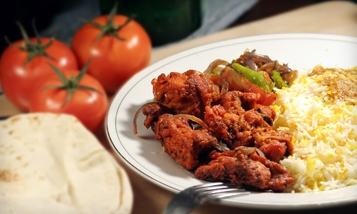 Copper Chimney - Mira Mesa: $5 for $10 Worth of Indian Fare at Copper Chimney