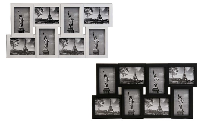 Eight-Picture Photo Frame   Groupon Goods