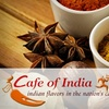 57% Off at Cafe of India