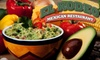 El Rodeo Mexican Restaurant - Wichita: $7 for $14 Worth of Mexican Fare and Drinks at El Rodeo Mexican Restaurant