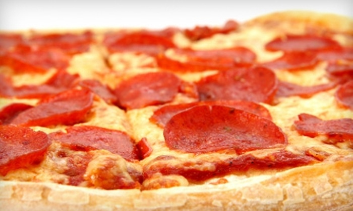 Generations Pizzeria - Wilmington: $8 for $16 Worth of Pizza and Italian Fare at Generations Pizzeria in Wilmington