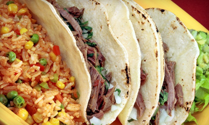 Casa Guerrero Mexican Restaurant - Lynwood: $15 for $30 Worth of Mexican Fare and Drinks at Casa Guerrero Mexican Restaurant in Lynnwood