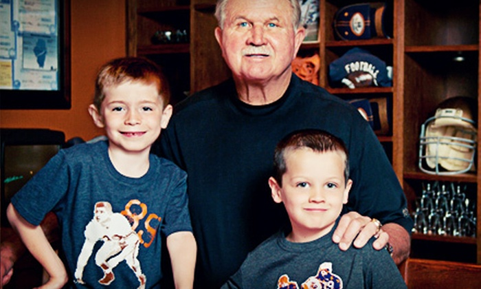 Ditka Kids Gridiron Clothing: $20 for $40 Worth of Football-Themed Kids' Clothing at Ditka Kids Gridiron Clothing