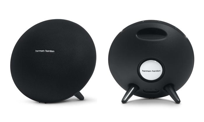 Harman Kardon Speakers >> Up To 69 Off On Harman Kardon Bluetooth Speaker Groupon Goods