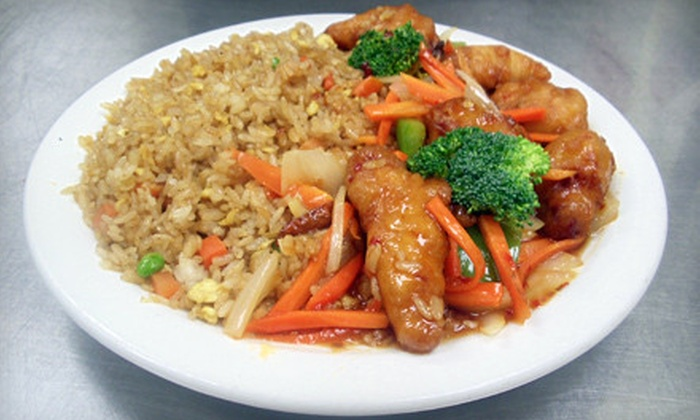 Nippon Grill & Sushi - Prairie Pointe: Chinese and Japanese Fare for Lunch or Dinner at Nippon Grill & Sushi (Half Off)