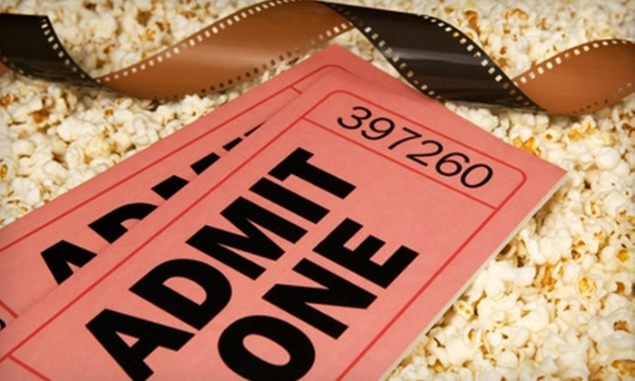 The Michigan Theatre - Jackson: $15 for Five Movie Admissions and One Popcorn Bucket with Refill at The Michigan Theatre in Jackson (Up to $43.50 Value)