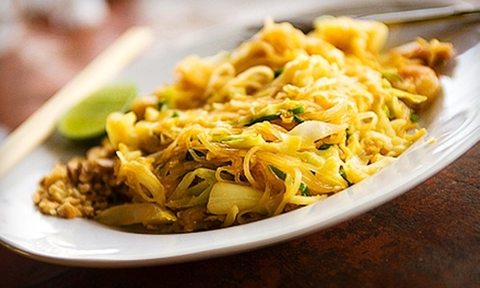Lime Leaf Thai Restaurant - Windy Hill: $12 for $25 Worth of Thai Fare at Lime Leaf Thai Restaurant