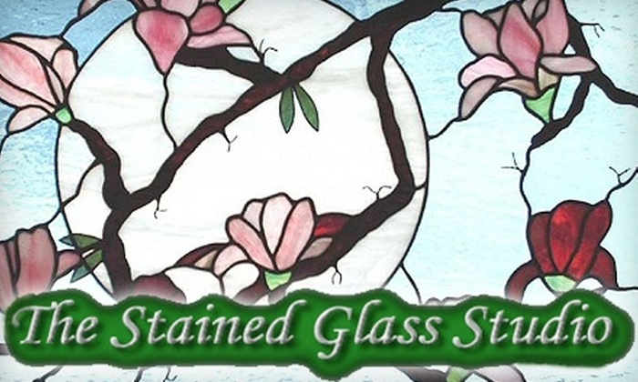 The Stained Glass Studio of Clearwater - Clearwater: $50 for $125 Worth of Stained Glass, Mosaic, and Holiday Gift Box Classes at the Stained Glass Studio of Clearwater