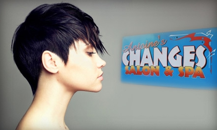 Antoine's Changes Salon & Spa - Ocala: $25 for $50 Worth of Hair Services at Antoine's Changes Salon and Spa