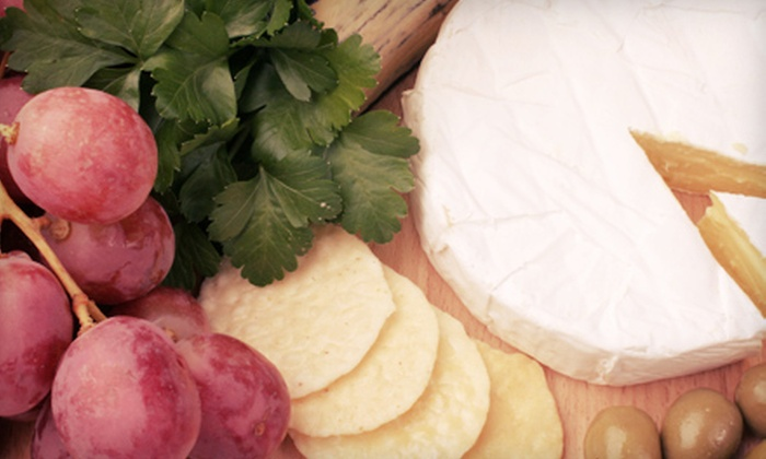 GenuWine Tasting Room - GenuWine Tasting Room: $20 for a Wine-Tasting Event for Four with Two Meat and Cheese Platters at GenuWine Tasting Room in Magnolia ($44 Value)