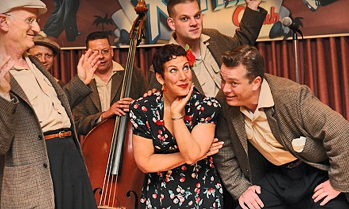 Rusty's Rhythm Club - Multiple Locations: Swing-Dance Package, Four-Week Swing-Dance Course, or Swing Dance with Lesson at Rusty's Rhythm Club (Up to 56% Off)