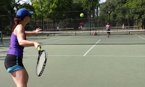 Tennis World NYC: Group Lessons or Clinics at Tennis World NYC (Up to 53% Off). Three Options Available.