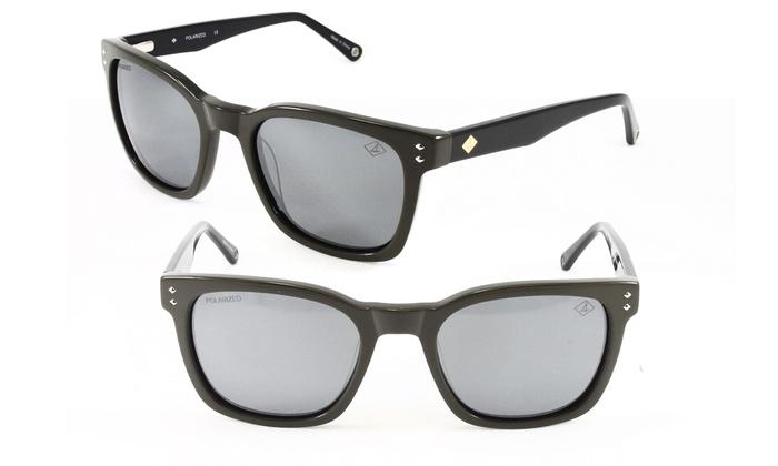 154d02be2609 Sperry Men s Sunglasses  SP-BrantPoint-03-52-Olive Black Frames
