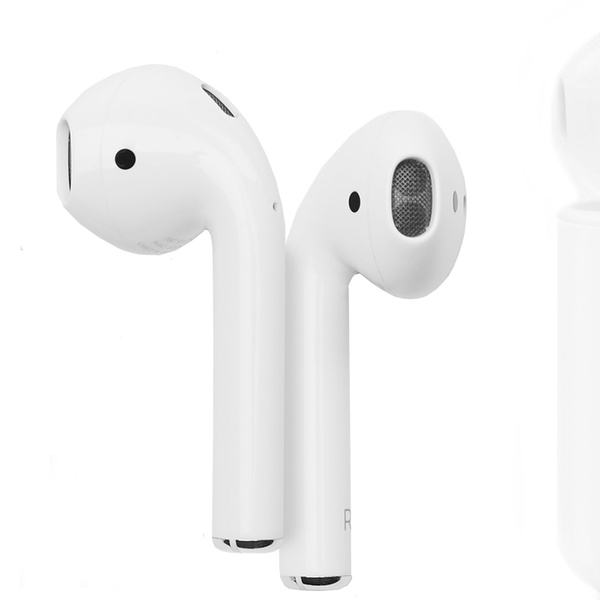 Up To 32 Off On Apple Airpods 1st 2nd Generation Groupon Goods