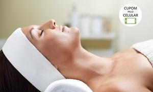 AcquaSkin Estética e Bem Estar: AcquaSkin – São Lourenço: 1 e 2 visitas de day spa com bambuterapia, massagem relaxante, higienização facial e mais