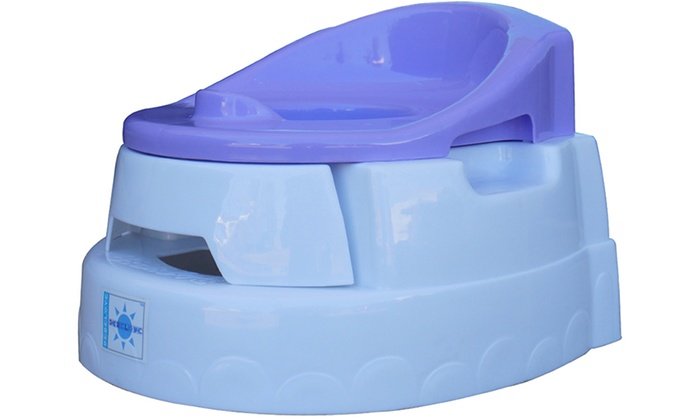 Potty Training Toilet : Up to off on easy baby potty training toilet groupon goods