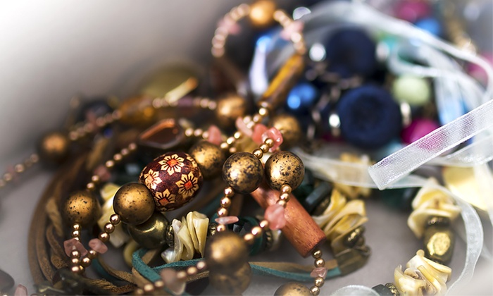 Homebeads The Shop - Knebworth: Bracelet Making Class For Two or Four from £9.90 at Homebeads The Shop