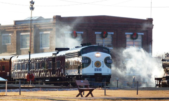 North Carolina Transportation Museum - Downtown Spencer: Admission for Two or Four North Carolina Transportation Museum (Up to 46% Off)