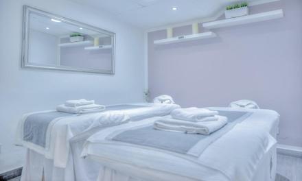 Ritual thailandés para 1 o 2 personas en sala privada con té y fruta desde 79 € en Thaimassage Center Spa & Wellness