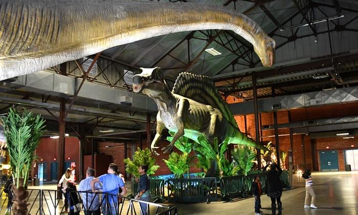 Jurassic Quest - Jurassic Quest | Groupon