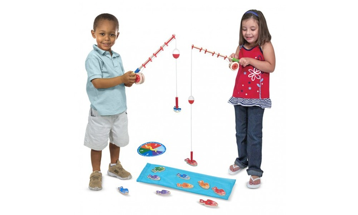 Catch and count fishing game groupon goods for Catch and count fishing game
