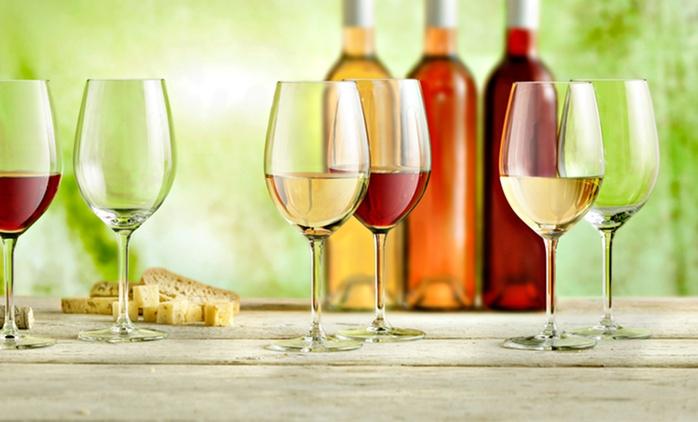 $299 en vez de $599 por set de copas de vino o champagne L'Espirit de Royal Leerdam by Libbey con retiro