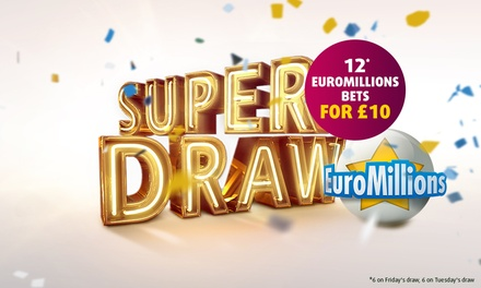 12 EuroMillions Line Bets from Lottoland