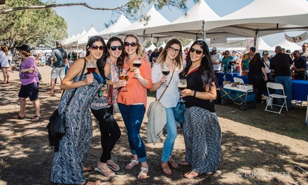 $49 for Beachside Wine Festival for One on Saturday April 22 at 1 p.m. ($80)