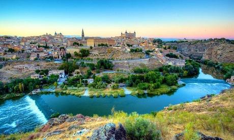 Toledo: habitación doble o twin para 2 personas con desayuno y detalle de bienvenida en Hotel Yit Conquista de Toledo