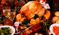 Christmas Eve Dinner Set Menu with Drinks for Up to Four at Porters English Pub – 5* (Up to 48% Off)
